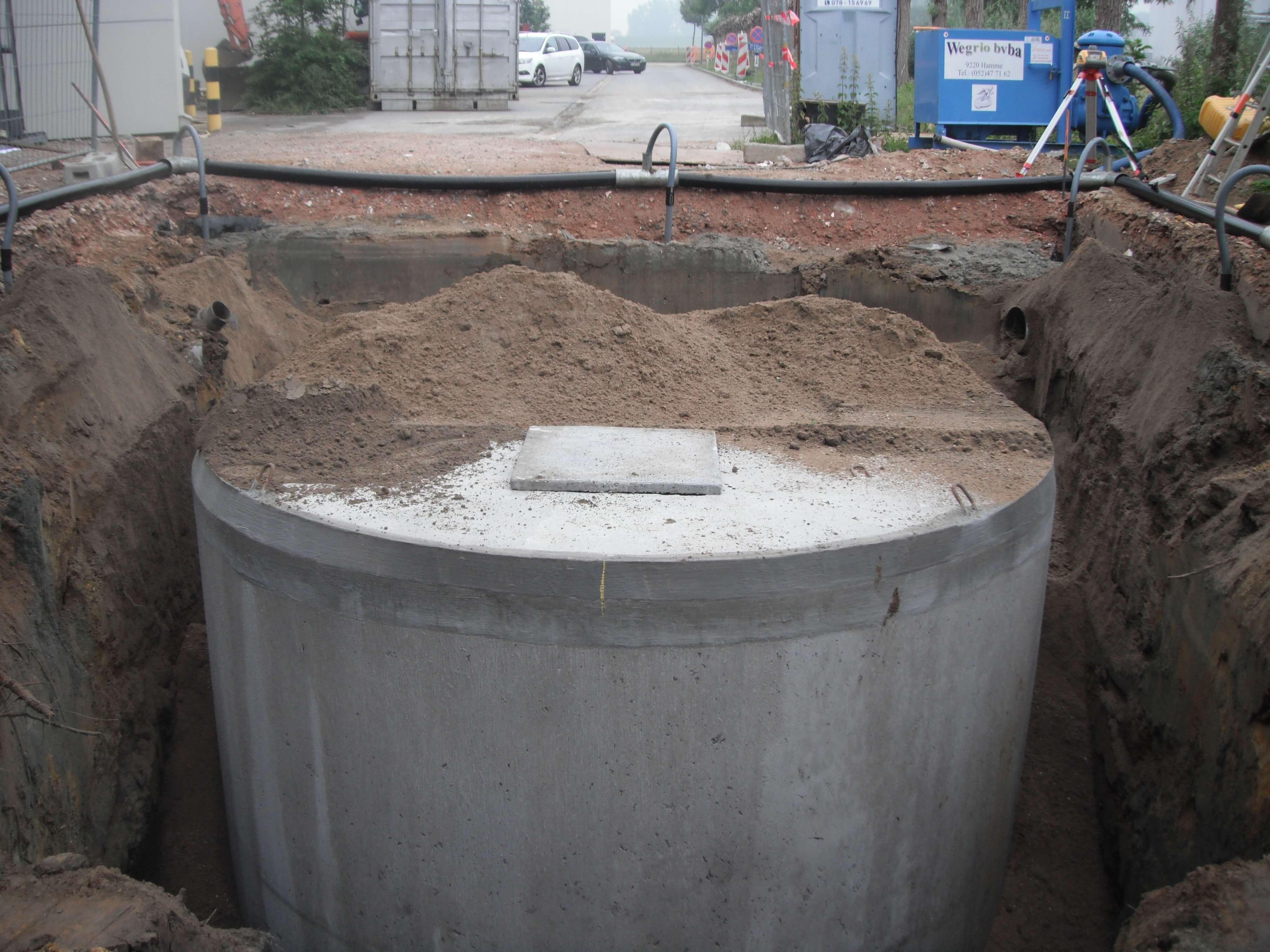 Regenput laten steken of een iba systeem werk voor wegrio for Tuin aan laten leggen